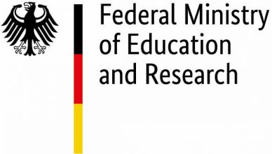 Sponsored by the Federal Ministry of Education and Research - Germany